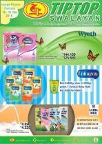 Katalog TipTop Supermarket Terbaru 16 – 31 Oktober 2016