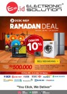 Promo Electronic Solution 1 – 26 Juni 2017