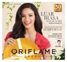 Katalog Oriflame Indonesia Desember 2016