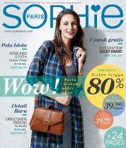 Katalog Sophie Martin Paris Desember 2016