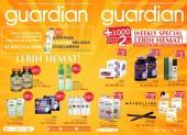 Promo Guardian Minggu ini 1 – 7 Juni 2017