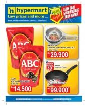 Katalog Hypermart Terbaru 10 – 22 Agustus 2017