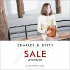 Charles & Keith SALE Discount up to 70%