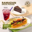 THE COFFEE BEAN Ramadan Special Package with 3 course menu for only IDR 55.000!⠀