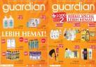 Promo Guardian Minggu ini 25 – 31 Mei 2017