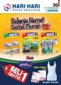 Katalog HARI HARI Pasar Swalayan Terbaru 7 – 20 Oktober 2016