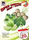 Promo SUPERINDO Super Diskon Senin sampai Kamis! Diskon hingga 20% untuk Brokoli Sayur, Kembang Kol, Kol Putih dan Lettuce Sayur