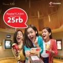 Promo TELKOMSEL NONTON HEMAT Tiap Senin di CINEMA XXI cuma Rp25.000 dengan Telkomsel T-Cash*