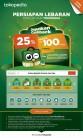 Promo TOKOPEDIA Persiapan Lebaran! Beli dan Bayar ini itu bisa dapat cashback ke TokoCash hingga Rp 100.000