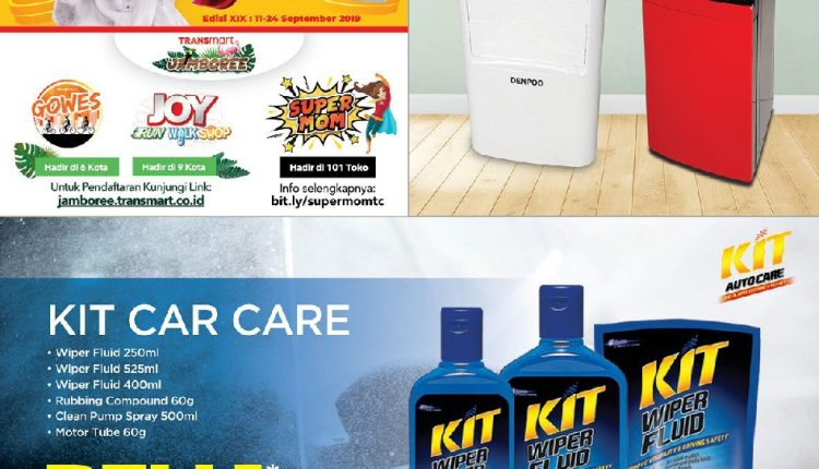 Katalog Carrefour Terbaru 11 – 24 September 2019 (1)